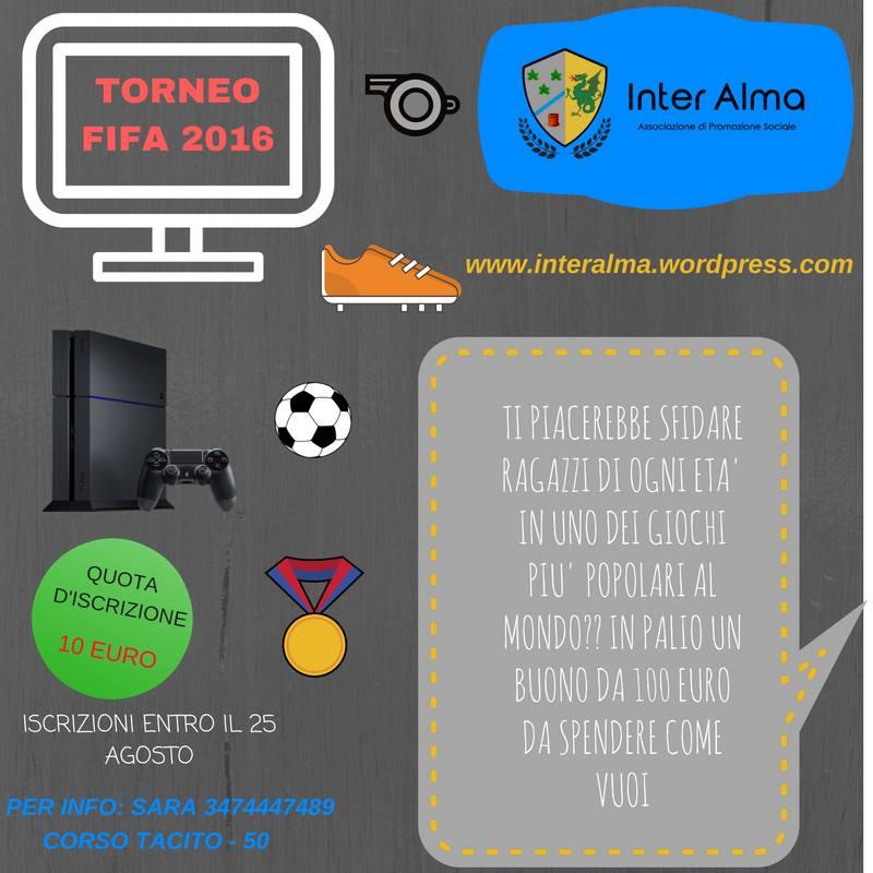 Torneo di FIFA 2016